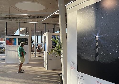 Open air exhibition, Eivissa